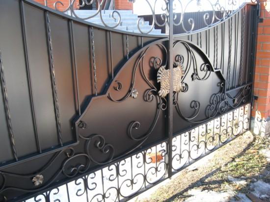 ворота. Орехово-Зуево