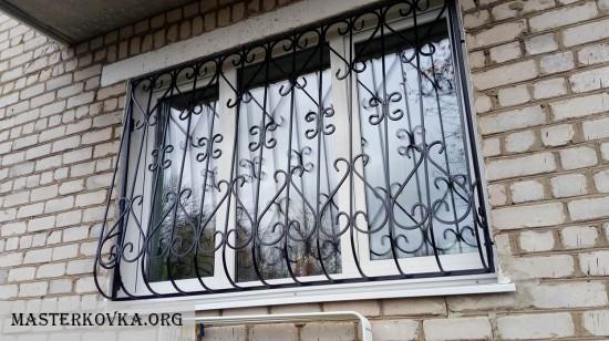 Решётки на окна Павловский Посад
