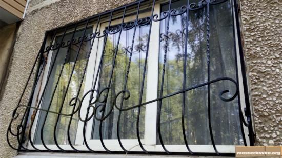 Решетки на окна город Ликино-Дулево