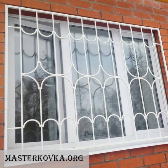 Решетки на окна Ликино-Дулево. ул. Текстильщиков