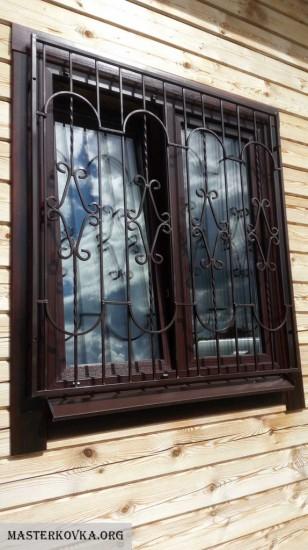 Решетки на окна Павловский посад
