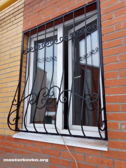 Решетки на окна Орехово - Зуево