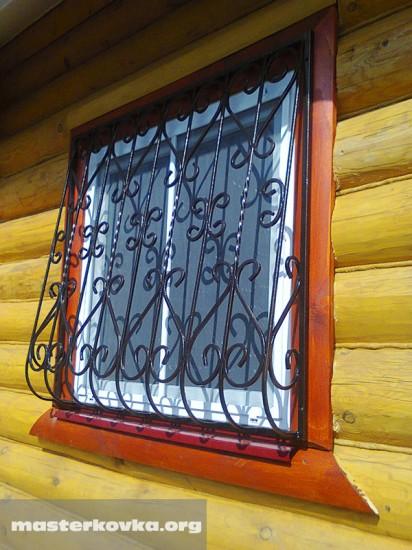 Решетки на окна Орехово-Зуево