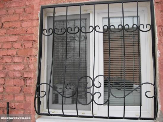 Решетки на окна Ликино-Дулево