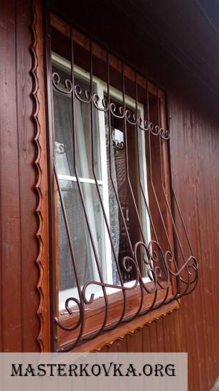 Решетки на окна СНТ Свобода - 2