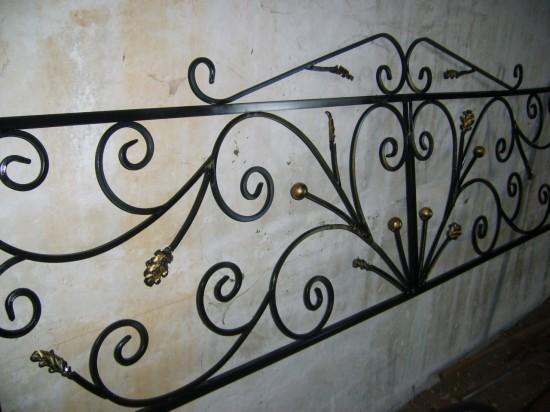 Ритуальная ограда  (Лиаз)