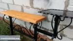 Скамейка на кла ...