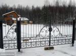 Ворота сварные, ...