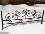 Ограда ритуальн ...