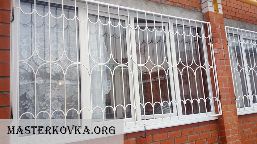 Решетки на окна орехово зуево